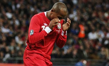 Rob Earnshaw 'devastated' by miss in England v Wales