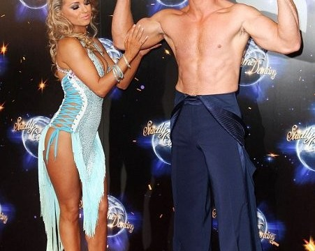 James Jordan 'axed' from Strictly Come Dancing – will wife Ola Jordan quit?