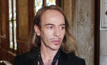 John Galliano escapes prison over anti-Semitic slurs in Paris restaurant