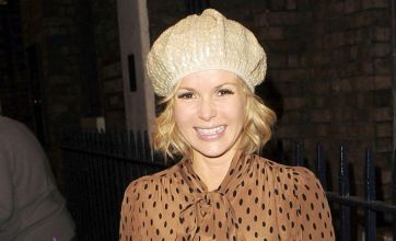 Amanda Holden returns to cast of Shrek: The Musical after car crash