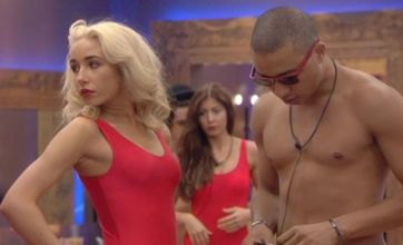 Big Brother housemates swimsuit-up for Pamela Anderson Baywatch task