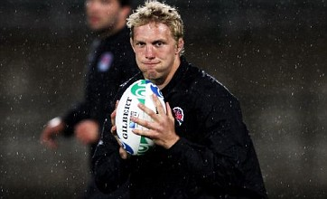 Lewis Moody tipped to return for England clash against Georgia