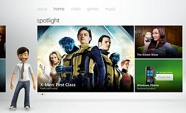 Windows 8 to feature Xbox Live