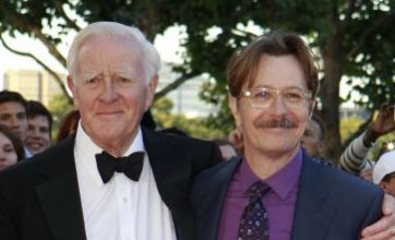 Gary Oldman could be Tinker, Tailor, Soldier, Spy… Oscar winner?