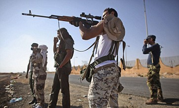 Libyan rebels accused of war crimes against pro-Gaddafi forces