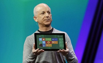 Microsoft unveils touch-enabled Windows 8 operating system