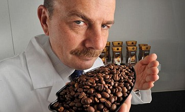 Coffee taster gets £2million nose insurance
