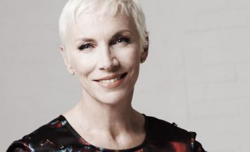 EXCLUSIVE: Annie Lennox on why happiness stopped her from writing