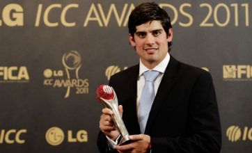 Alastair Cook: Missing out on Twenty20 captaincy is tough, but fair