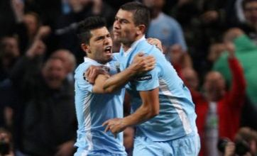Aleksandar Kolarov rescues Man City on Champions League debut vs Napoli