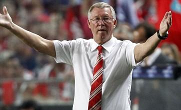 Sir Alex Ferguson snaps at Liverpool boss' daughter over David De Gea question