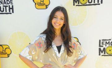 Naomi Scott: I won't go off the rails like other Disney actresses