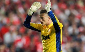 Anders Lindegaard vows to battle David de Gea for Man United No.1