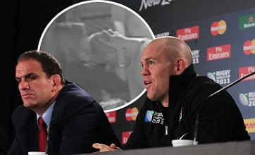 Johnson defends 'rested' Tindall as club video emerges