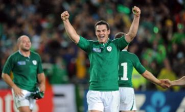 RWC 2011: Ireland record famous victory over Australia at Eden Park