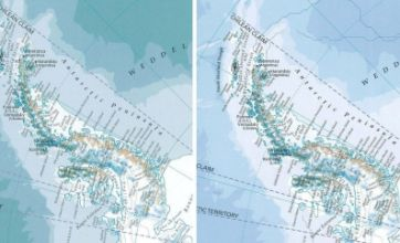 Times Atlas 'overstated climate change effects on Greenland ice sheet'