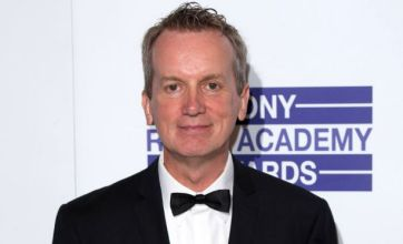 Frank Skinner: Performing with Eddie Izzard was a career highlight