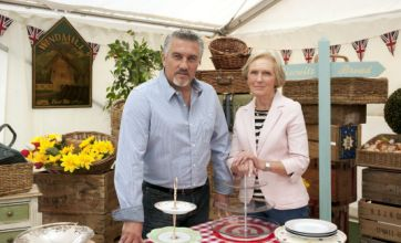 The Great British Bake Off is a slightly sinister cookery contest