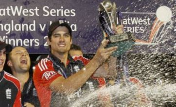 Alastair Cook: England made some big strides this summer