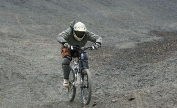 Extreme biking in Bolivia takes you on a wild ride with new craze Skreeing