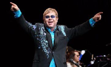 Sir Elton John reveals plans for musical biopic Rocketman