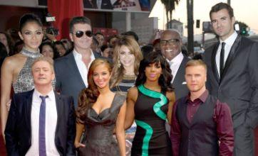 X Factor UK v X Factor USA: Celebrity Face Off
