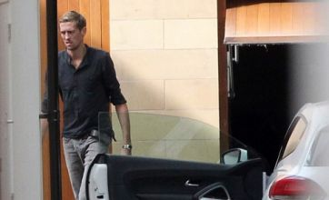 Abbey Clancy and Peter Crouch buy Andrew Flintoff's Cheshire mansion