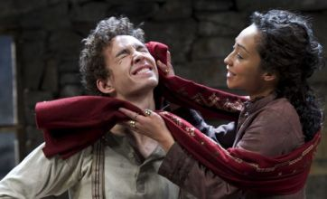 Misfits actress Ruth Negga talks Robert Sheehan and the Irish accent