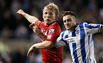 Dirk Kuyt unhappy to have fallen behind Jordan Henderson in Liverpool line-up