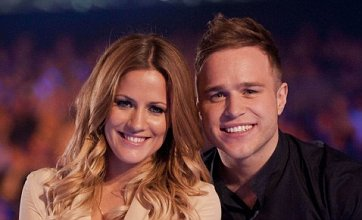 On or off? Xtra Factor's Caroline Flack and Olly Murs set tongues wagging