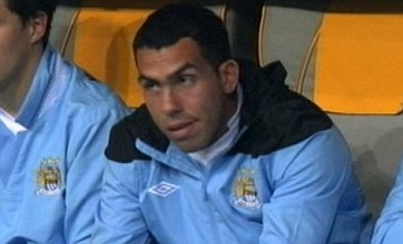 Carlos Tevez blames Mancini row on 'misunderstanding'