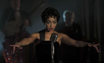 Ruth Negga captured the essence of fame as Shirley Bassey