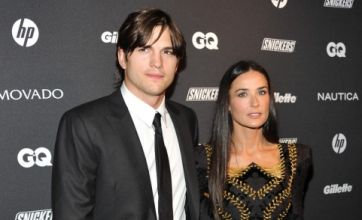 Ashton Kutcher and Demi Moore refuse to deny split claims