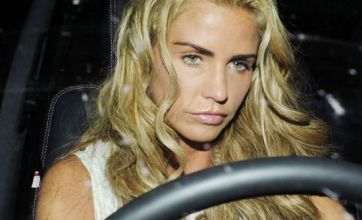 Katie Price leaves early as TOWIE girls celebrate Lauren Pope's birthday