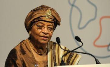 Liberian president Ellen Johnson-Sirleaf wins Nobel Peace Prize