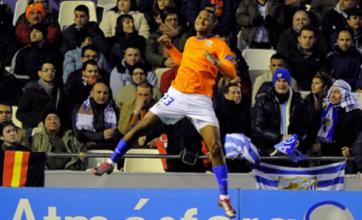 Malaga's Jose Salomon Rondon 'eyed by Arsenal' for January transfer