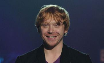 Rupert Grint goes crazy and stalks Ed Sheeran in Lego House music video
