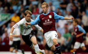 Aston Villa midfielder Barry Bannan is bound for Blackburn Rovers