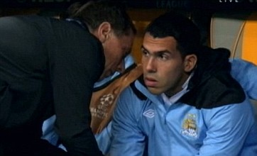Carlos Tevez 'did refuse to play for Manchester City,' say lip-readers