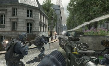 Call of Duty: Modern Warfare 3 new video shows Spec Ops in Paris