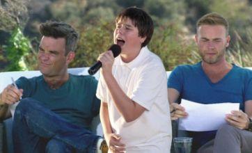 Gary Barlow criticises X Factor age limit after Luke Lucas breakdown