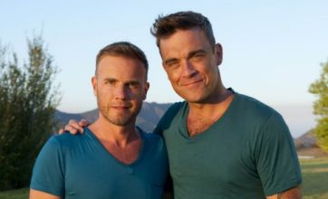 Gary Barlow: Robbie Williams is gone for good from Take That