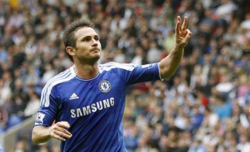 Frank Lampard gives praise to Andre Villas-Boas after club win
