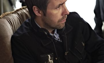 Actor Paddy Considine is changing direction with new film Tyrannosaur
