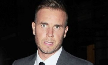 Craig Colton drops a stone as Gary Barlow fights the X Factor flab