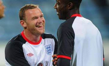Wayne Rooney 'relaxed' ahead of Euro qualifier despite father's arrest