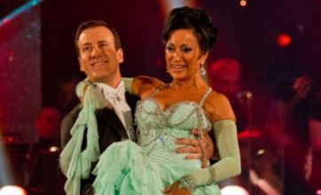 Strictly Come Dancing: Nancy Dell'Olio demands her own backstage area