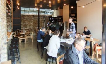Elliot's Café corners the market in London Bridge