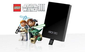 320GB Xbox 360 hard drive gets UK price