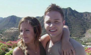 Olly Murs loves 'kissing' and 'cuddling' Xtra Factor co-host Caroline Flack